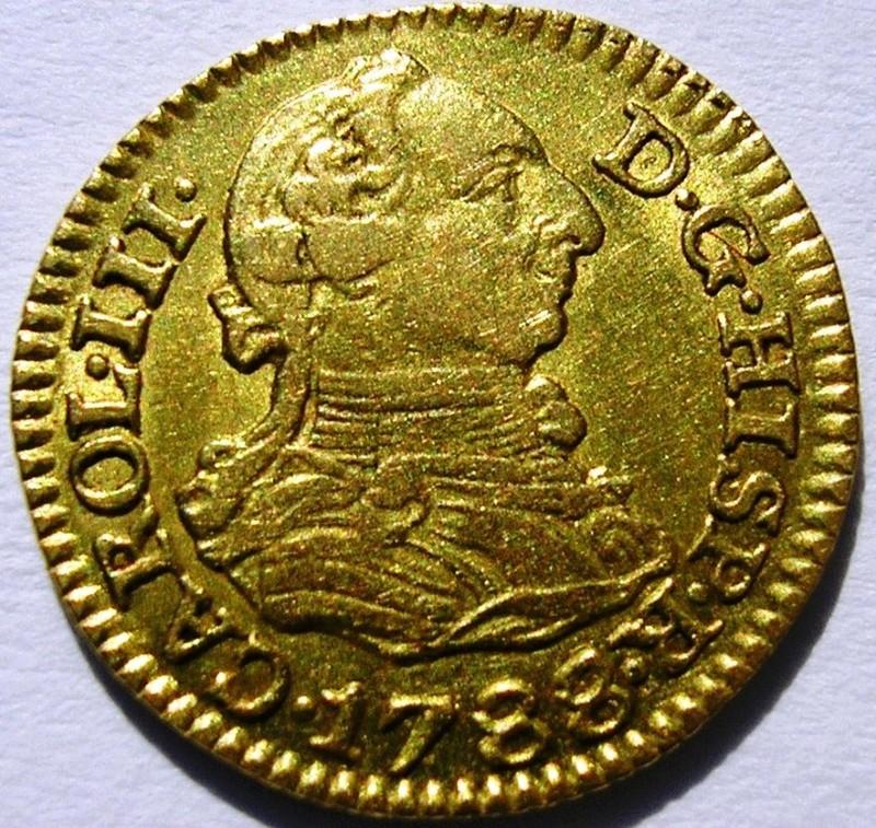 1788 Sevilla: Carlos Tiburcio de Roxas. Carlos14