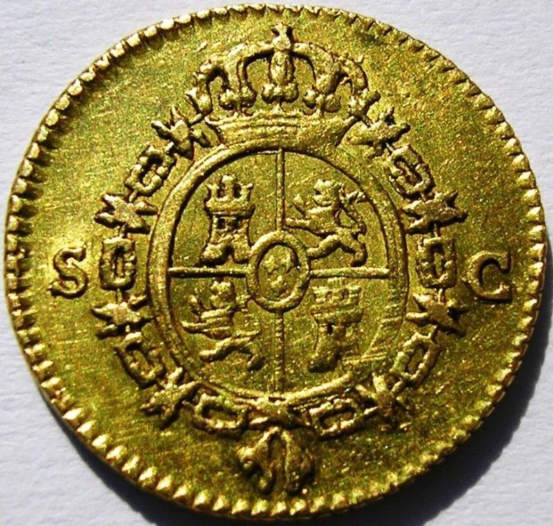1788 Sevilla: Carlos Tiburcio de Roxas. Carlos15