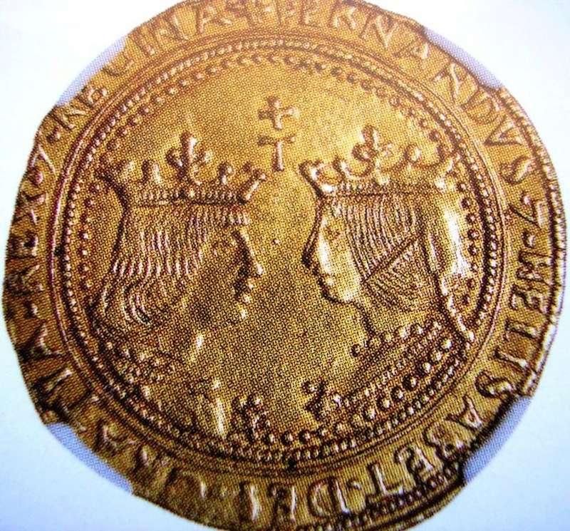 1/2 real de los Reyes Católicos de Toledo Rrcc_110