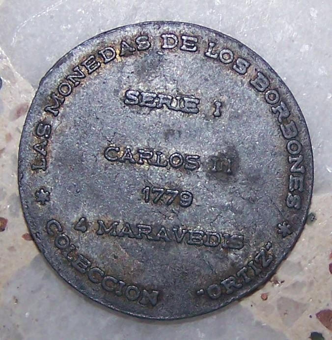 MONEDA RARA 4 MARADEVIES A IDENTIFICAR 100_0912