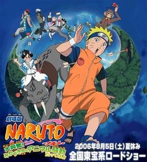 [DD][MU]Naruto Películas [4/??] M0311