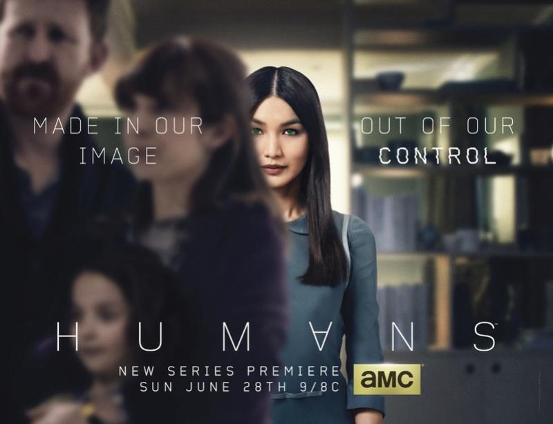 مسلسل Humans الموسم الاول كامل مترجم مشاهدة اون لاين و تحميل  Humans12