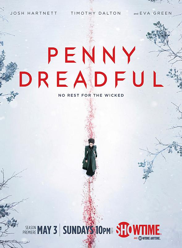 مشاهدة مسلسل Penny Dreadful S03 الموسم الثالث كامل مترجم مشاهدة مباشره Penny-11