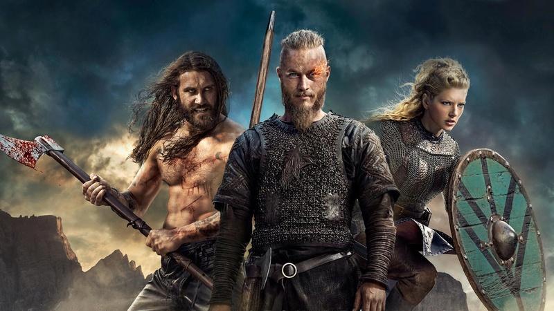 مسلسل Vikings S01-2-3-4  جميع المواسم مترجم مشاهده مباشره Viking13