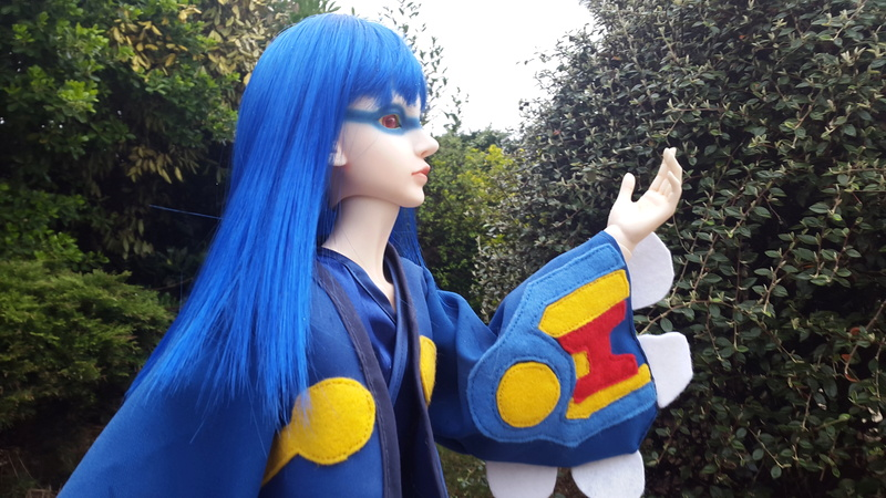 """""""It's rainning today !"""" Kyogre [Dream Of Doll] - Page 5 20170355"""