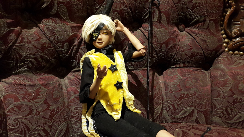 Reality is an illusion ! Buy gold ! Bill Cipher [Youpladoll] 20170525
