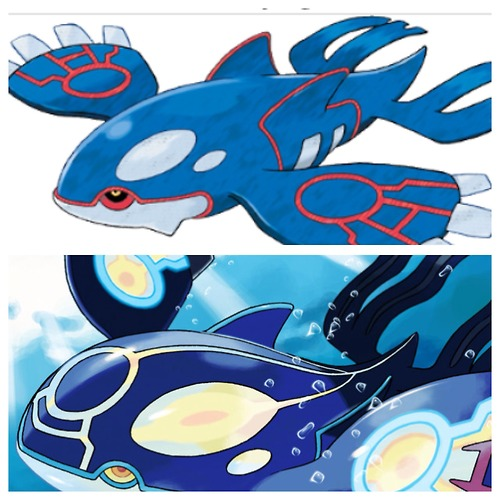 """""""It's rainning today !"""" Kyogre [Dream Of Doll] Img_2810"""
