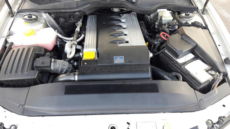 Opel OMEGA 2.5 td MV6 Img_2910