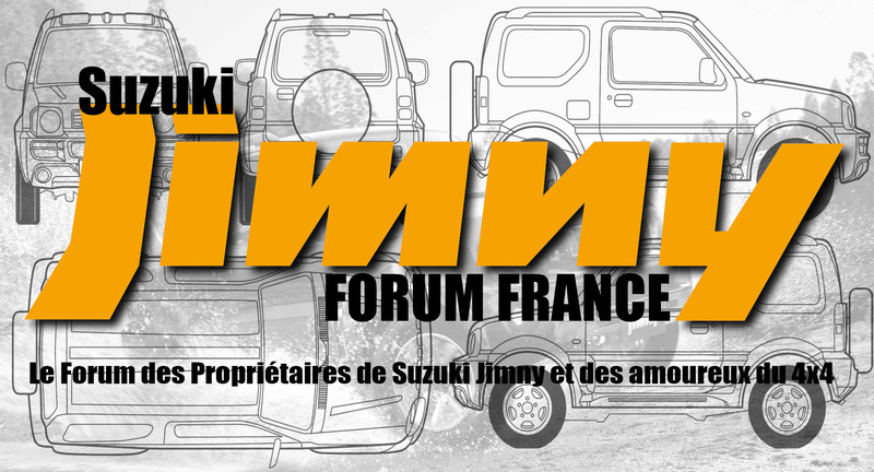 SUZUKI JIMNY FORUM FRANCE