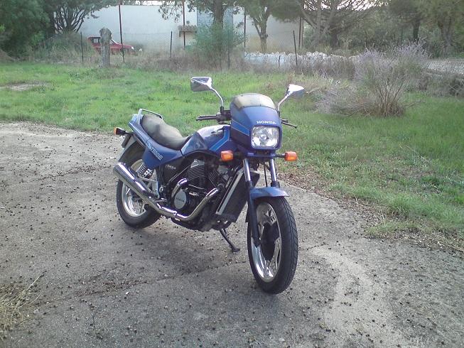 VTE 500 de 1987 - Photos de mon VTE fraîchement réparé... Dsc03211
