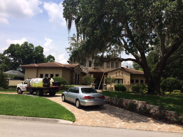 Tile Roof Cleaning In Tampa Florida Area Photo_12