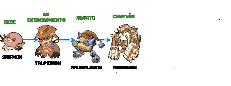 Nuevos Digimon y Líneas Evolutivas Linea_14
