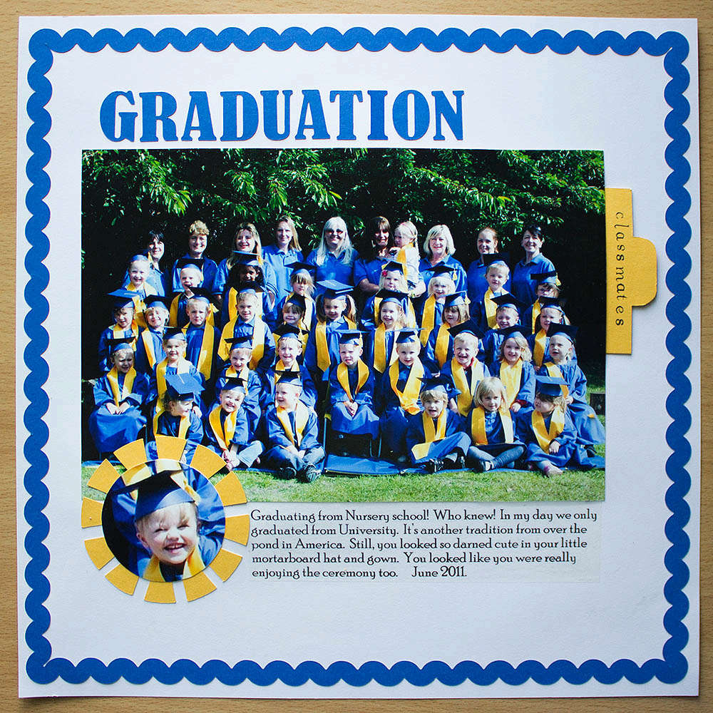 Graduation and Screen Savvy Gradua10