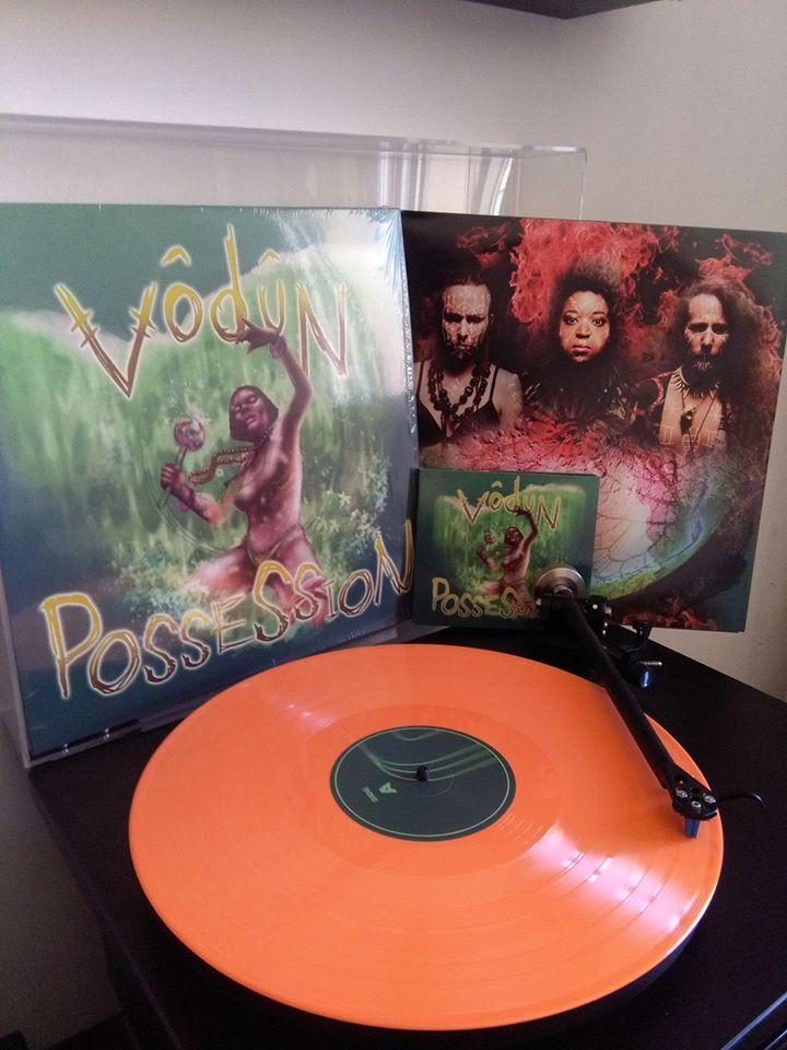 "VODUN, heavy afro-soul psych magic! Nuevo disco ""Ascend"" en septiembre 17554110"