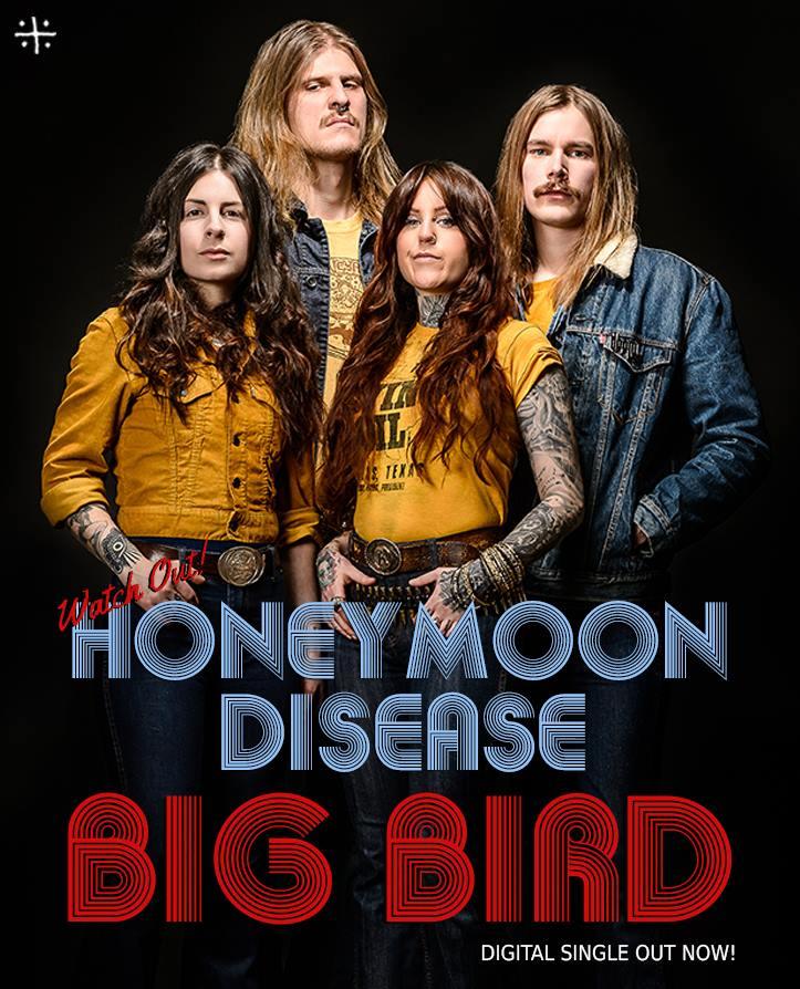 Honeymoon Disease (Thin Lizzy meets Suzi Quatro) - Página 2 17554111