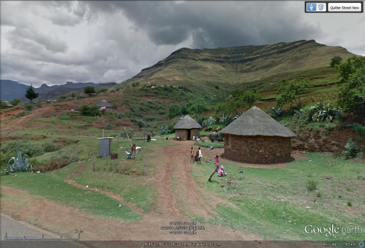 [Lesotho] - Street-view les cartes postales - Page 3 Carte_13