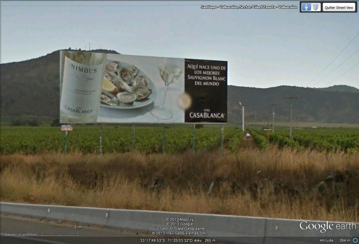 [Chili] - le vignoble chilien  Casabl11