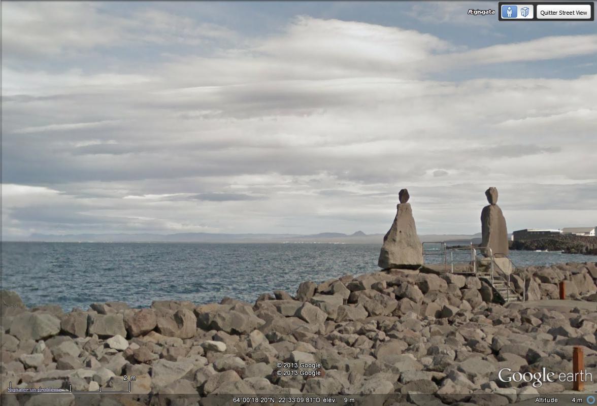 [Islande] - Street-view les cartes postales Couple10