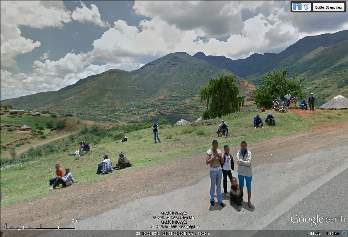 [Lesotho] - Street-view les cartes postales - Page 3 Grosse10
