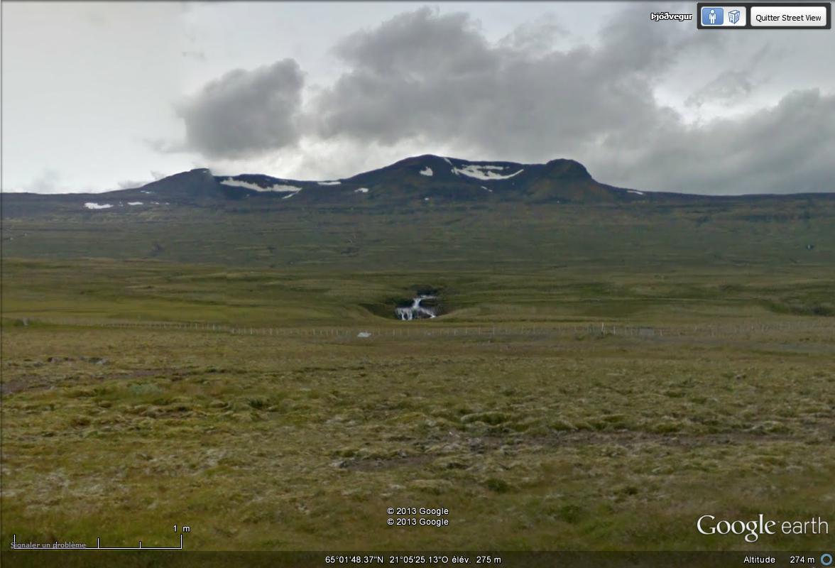 [Islande] - Street-view les cartes postales Island11
