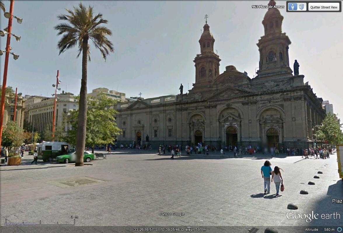 [Chili] - La cathédrale métropolitaine de Santiago La_cat10