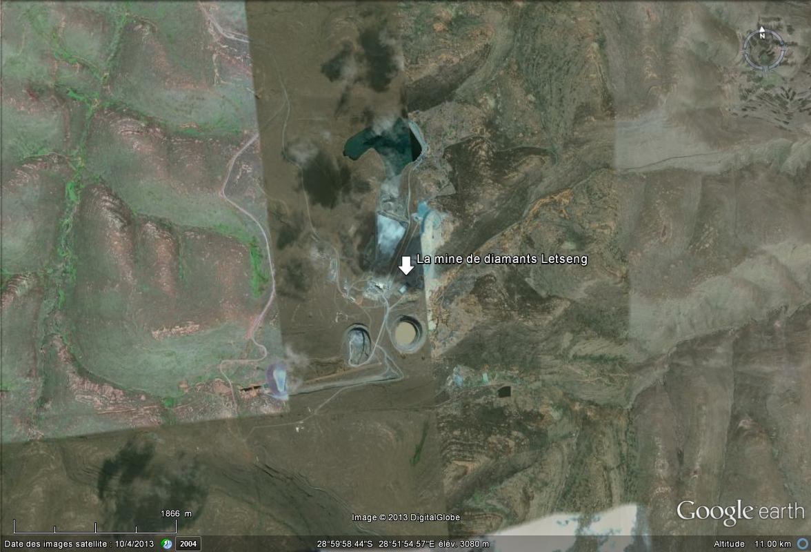 [Lesotho] - La mine de diamants Letseng La_min10
