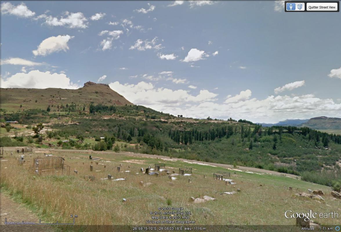 [Lesotho] - Street-view les cartes postales Lasoth10