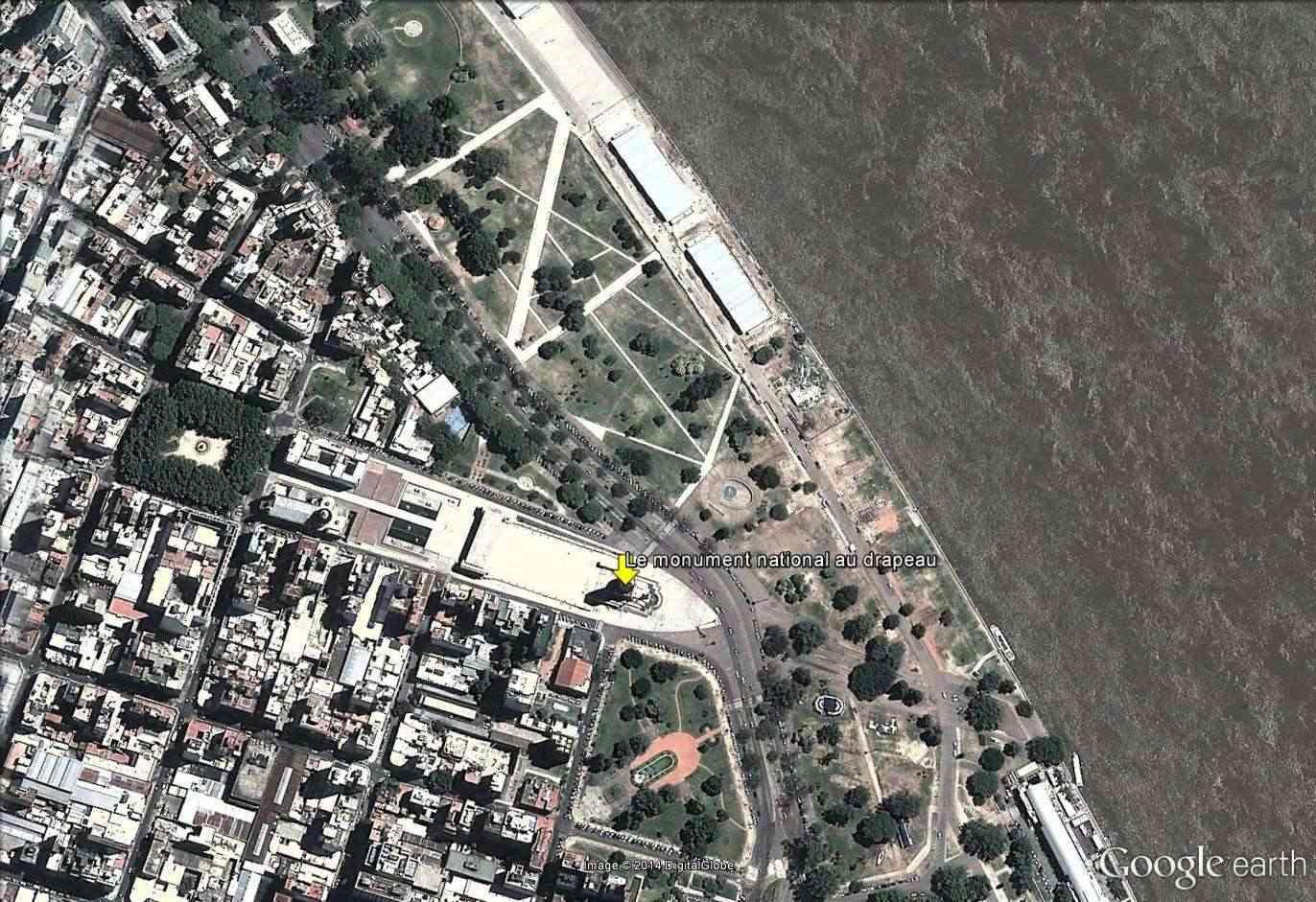 [Argentine] - Rosario Monument National au drapeau Le_mon11