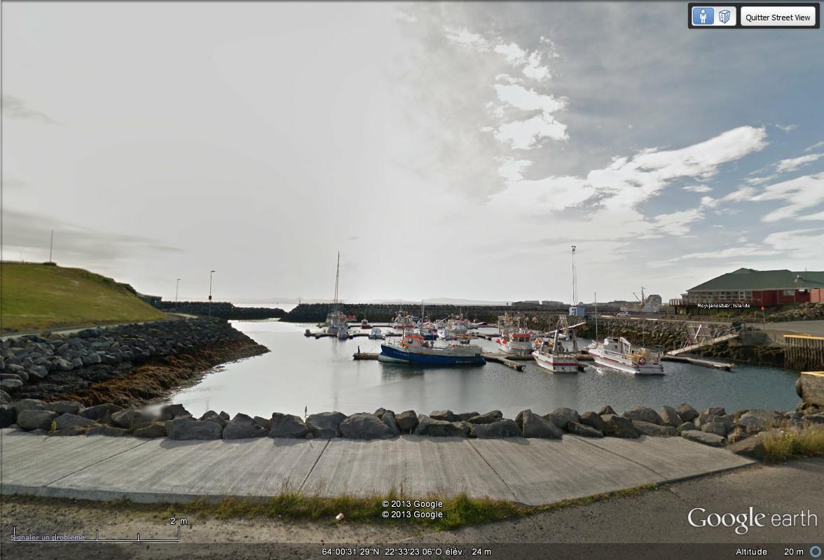 [Islande] - Street-view les cartes postales Le_por10
