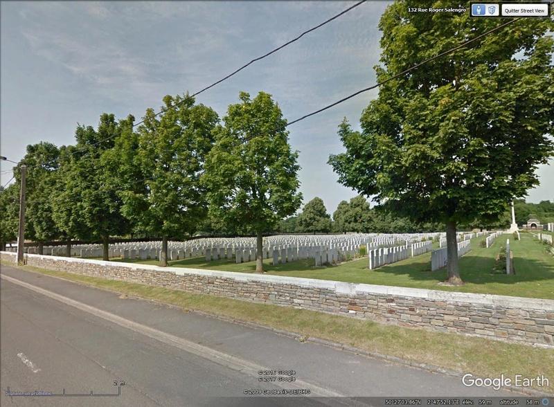 De Saint-Stephen Nouveau-Brunswick Canada à Vendin-le-Vieil P-de-C France Guerre 14/18 Loos_b11