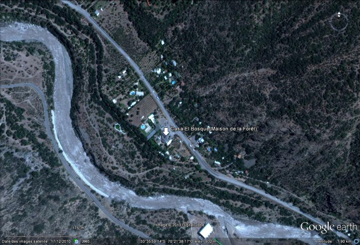 [Chili] - Casa El Bosque San-José de Maipo Maison15