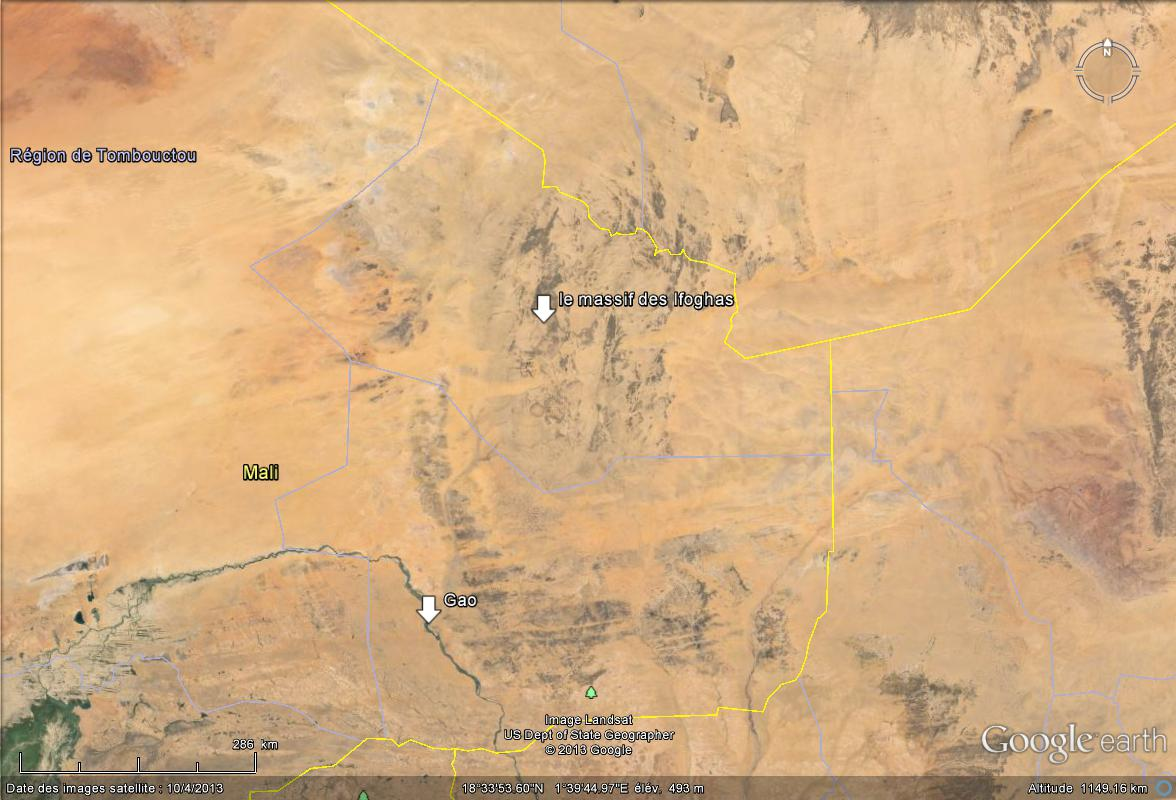 [Mali] - l'armée diffuse des images inédites de l'opération Serval Operat10