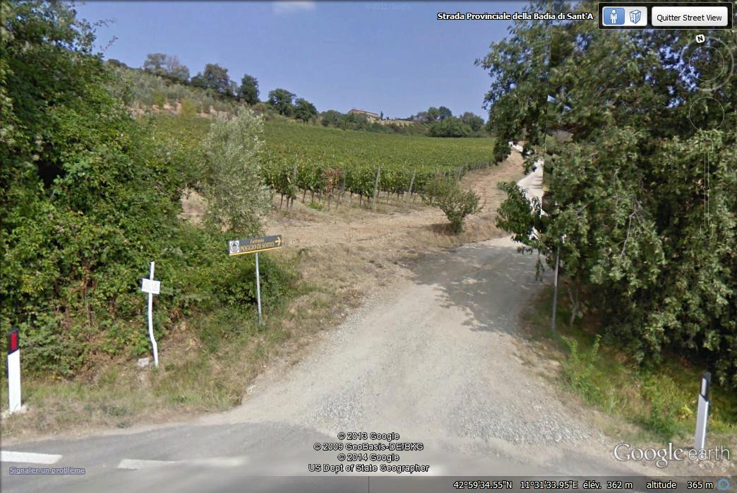 [Italie] - Les vignobles de Poggio di Sotto Poggio10