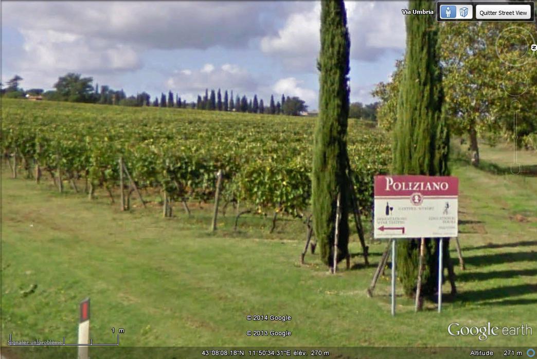 [Italie] - Les vignobles et caves de Toscane Polizi10