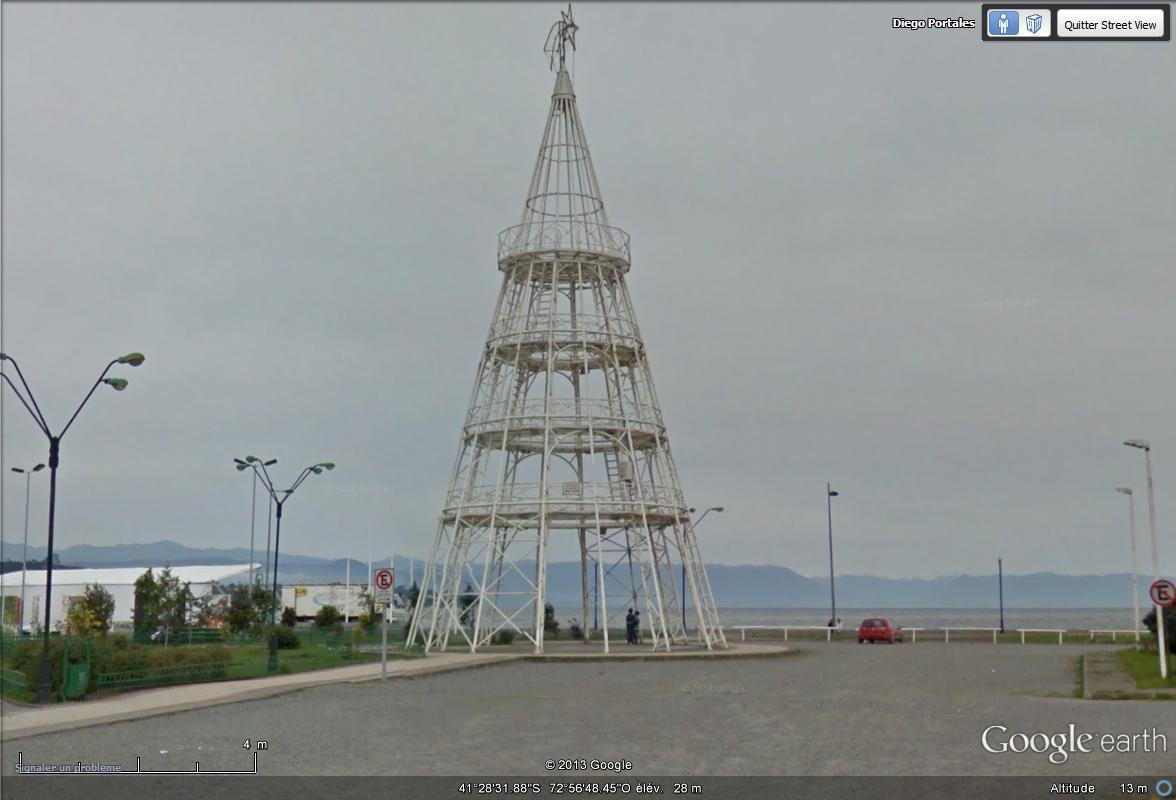 [Chili] - Street-View : les cartes postales Puero10