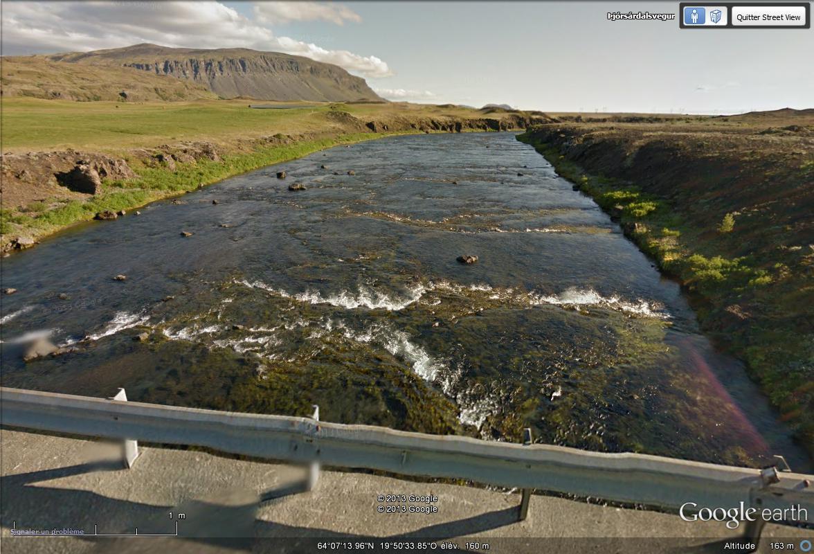 [Islande] - Street-view les cartes postales Rivier10