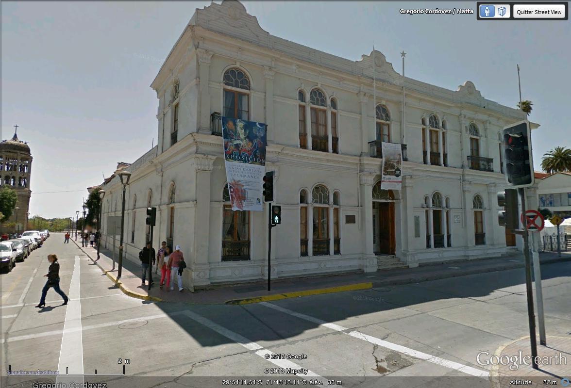 [Chili] - Musée Historique Gabriel Gonzalez Videla(La Serana) Street10