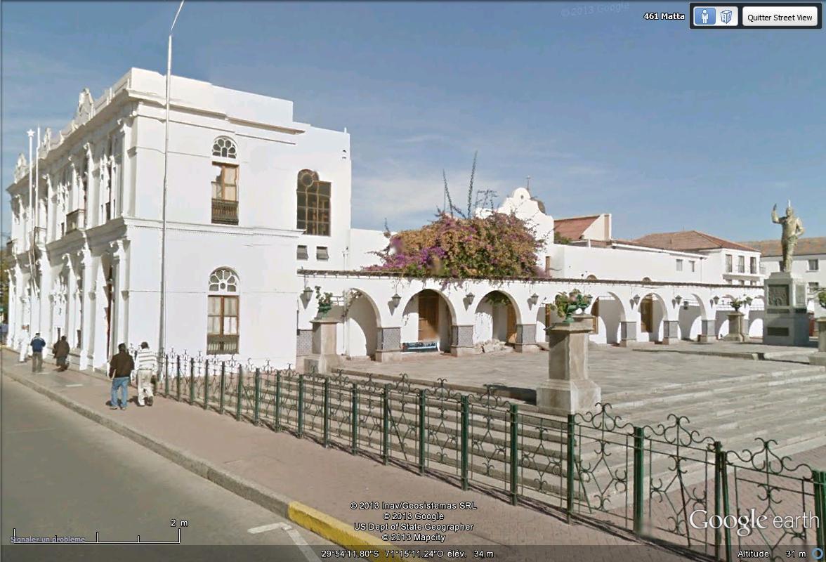 [Chili] - Musée Historique Gabriel Gonzalez Videla(La Serana) Street11