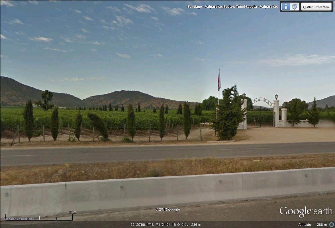 [Chili] - le vignoble chilien  Street16