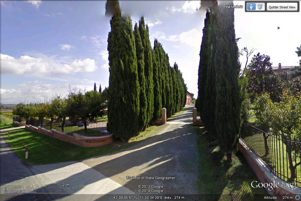[Italie] - Les vignobles et caves de Toscane Street50