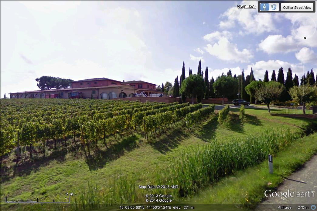 [Italie] - Les vignobles et caves de Toscane Street51