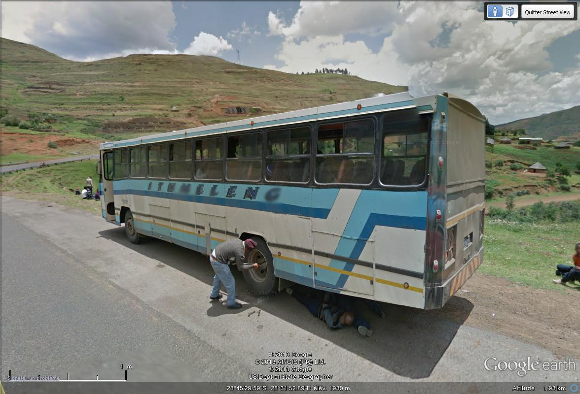 [Lesotho] - Street-view les cartes postales - Page 3 Une_gr10