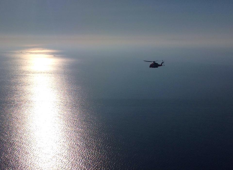 صور مروحيات القوات الجوية الجزائرية  [ AW-139 SAR ] Aw310