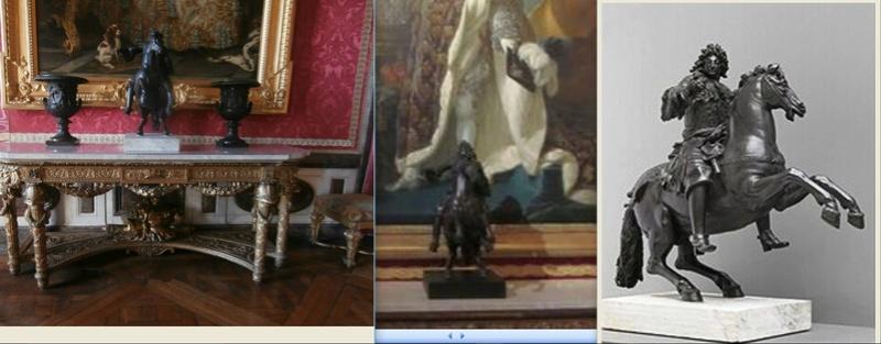 Le centaure, une créature fabuleuse à Versailles  000010