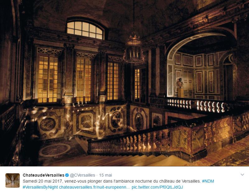 Nuit Européenne des Musées 2017 au château de Versailles 230