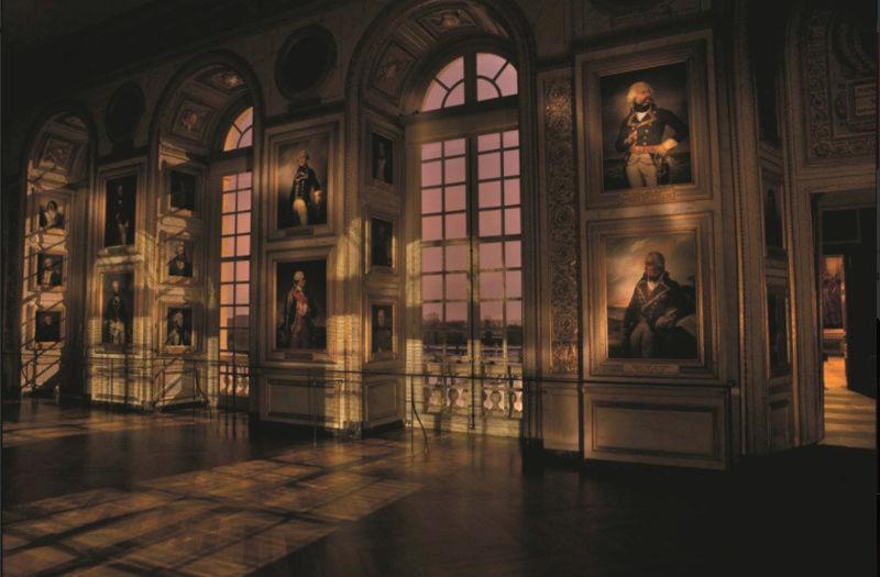 Nuit Européenne des Musées 2017 au château de Versailles 326