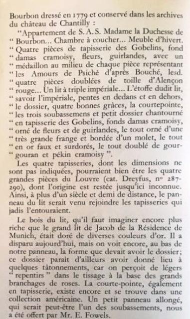 Une coupole, une chambre et un lit pour le Louvre 417