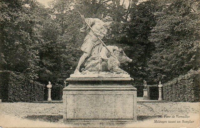 Méléagre, héros antique à Versailles 42910