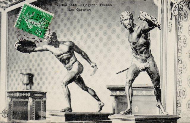 gorgone - Les gorgones, monstres mythologiques 51910