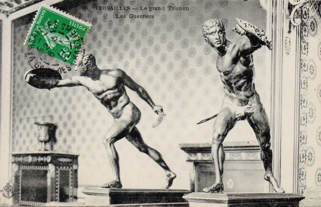 Les gorgones, monstres mythologiques 51910